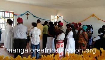 "Blessing of ""Rupert"" Children's Home"