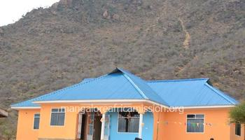 Tanzania : Newly built Presbytery inaugurated at Kifaru Parish