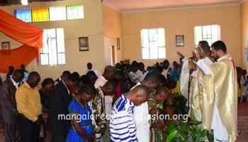Family Day celebration at Kifaru Parish, Tanzania