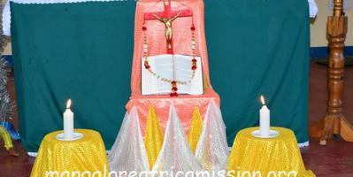 Diocesan Synod Inauguration at Kifaru Parish