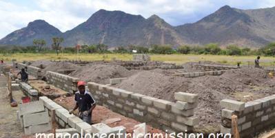 New Dormitory Construction at St. Joseph Secondary