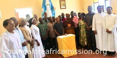 One day seminar held for Catechists and the Jumuia leaders