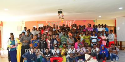 Kifaru Parish Youth Conference (KPYC) held at Kifaru Parish in Same Diocese