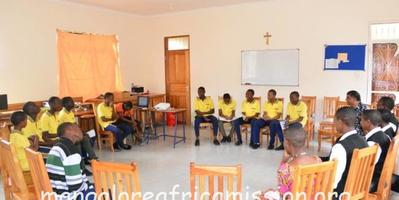 Training for the Leaders and Animators of TYCS Same Diocese