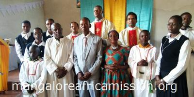 Jubilee of the Catechist of the Jipe substation of Kifaru Parish of SAME Mission
