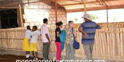 RUPERT Donors visit St. Joseph Organic Farm