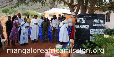 Inauguration of 'Divine Mercy Water' A Drinking Water Project