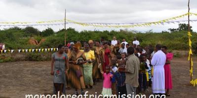 St. Monica Feast Celebration at Kileo Church